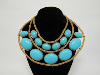 Tory Burch Statement Necklace 2