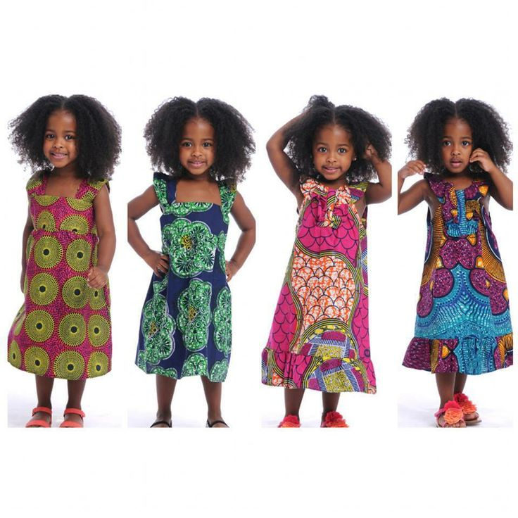 African Dress Styles For Kids How Make Your child LookSpectacular 8