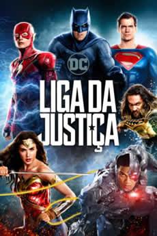 capa Liga da Justiça