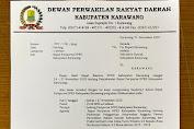 Sore Ini, Nana Nurhusna Resmi Gantikan Yusni Rinzani di DPRD