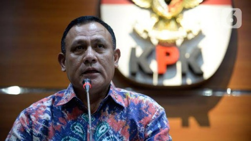 Ketua KPK: Tidak ada Laporan Soal OTT di Sumbar