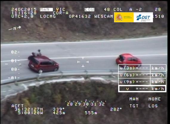 Los tramos de carreteras convencionales más peligrosas para circular en Madrid