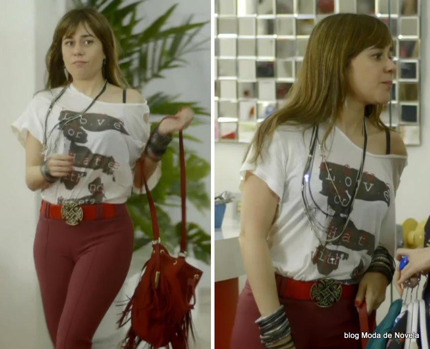 moda da novela Boogie Oogie - look da Susana dia 30 de agosto