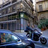 34. Traffic. Palermo. Sicily. 2013
