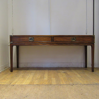 Hickory Console Table