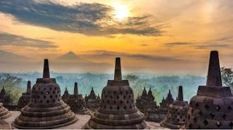 Menag Optimis Borobudur Jadi Pusat Ibadah Umat Buddha Dunia
