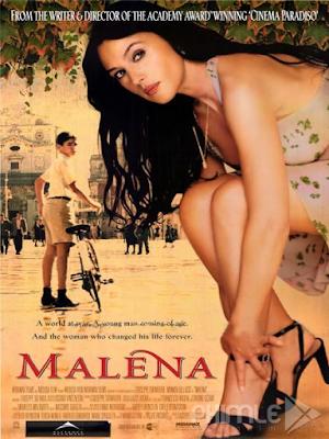 Phim Malena Tình Đầu Của Tôi - Malena (2000)