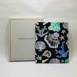 Emilio Pucci Blank Notebook