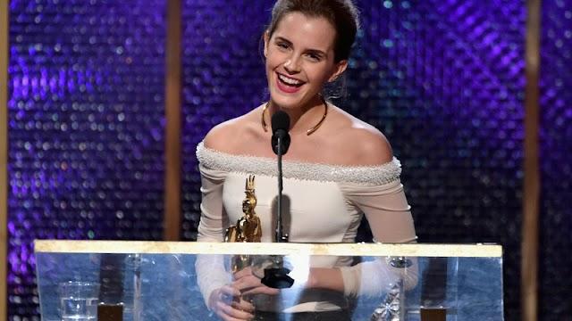 Emma Watson dedicou prêmio a hamster que morreu durante filmagens deHarry Potter