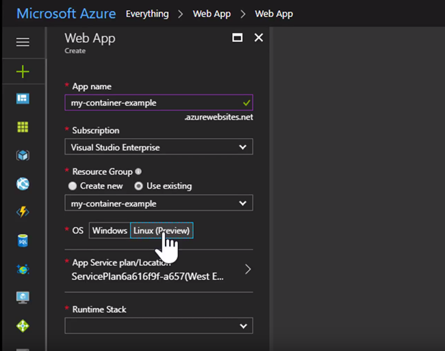azurecontainerwebapp
