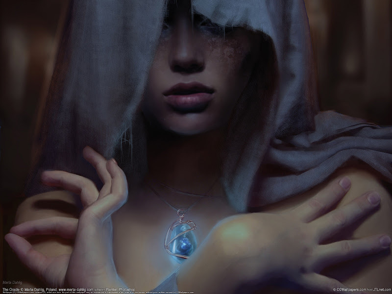 Blue Crystal Of Magic, Fairies 4