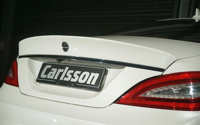 carlsson w218