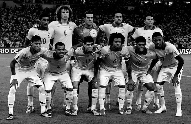 Seleção Brasileira de gringos