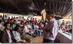 """""""Los proyectos del Posconflicto serán el resultado del consenso entre el Gobierno y las comunidades"""": Rafael Pardo"""