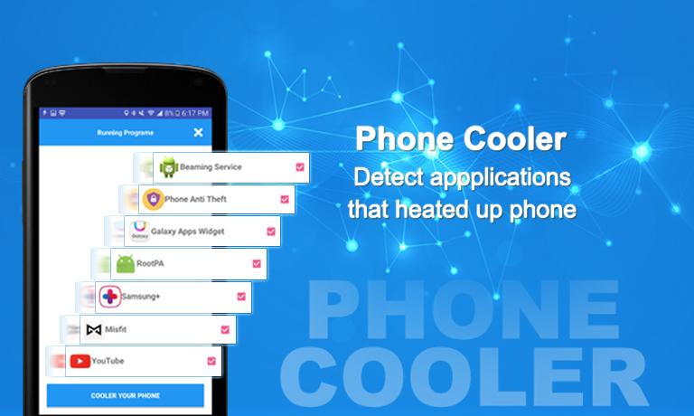 Phone Cooler- screenshot