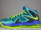 """Nike LeBron X P.S. Elite - """"Miami Dade"""""""