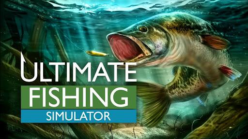 Download Ultimate Fishing Simulator v1.0 APK MOD DINHEIRO INFINITO - Jogos Android