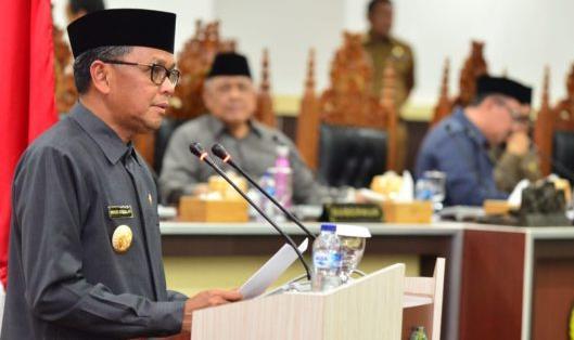 Gubernur Sulsel Nurdin Abdullah Terkait Ranperda Sarana Transportasi, Pemerintah Harus Hadir