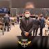 Presidente do Clube de Tiro Sisaleiro participa de culto de ação de graças no Palácio do Planalto