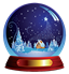 Dark_Blue_Christmas_Snowglobe_PNG_Clipart