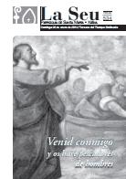 Hoja Parroquial Nº534 - Venid conmigo  y os haré pescadores de hombres. Iglesia Colegial Basílica de Santa María de Xàtiva - Sexto aniversario de la erección de la colegiata.
