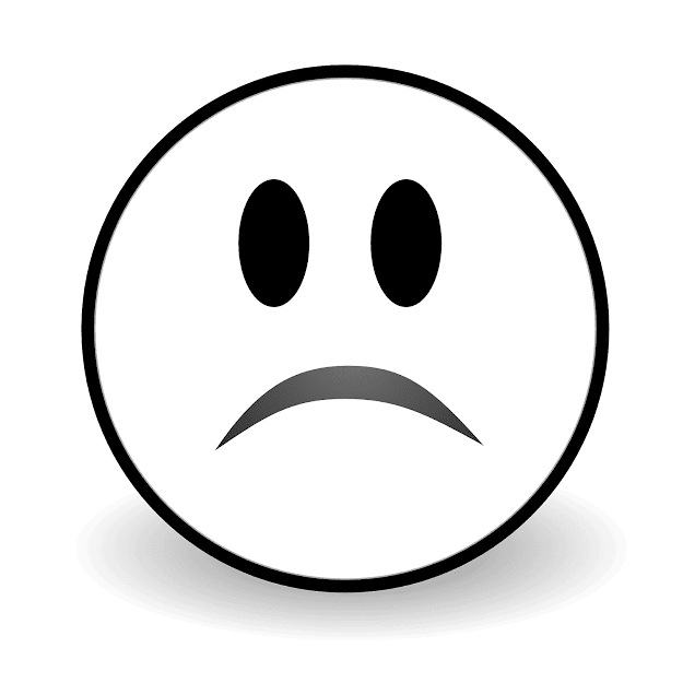 Coloring Pages Sad Face Coloring Pages Printable
