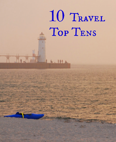 10 Travel Top Tens