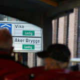 Oslo by bus