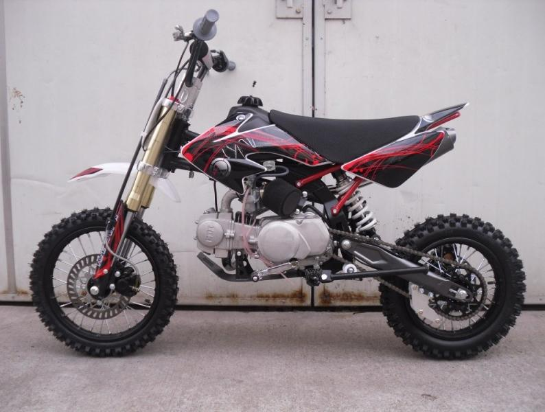 125cc bse Pit Bike mini dirt bike bosuer