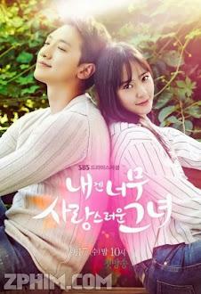 Cô Nàng Đáng Yêu - My Lovely Girl (2014) Poster