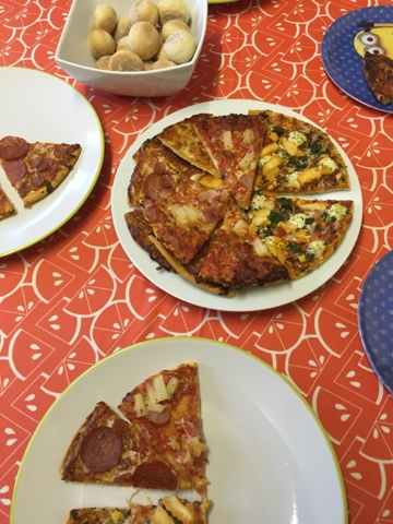dr oetker spinach pizza instructions
