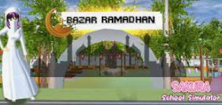 ID Bazar Ramadhan di Sakura School Simulator Cek Disini