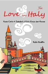 [Resensi Novel] Love in Italy-Kisah Cinta 4 Sahabat di Kota Venice dan Verona