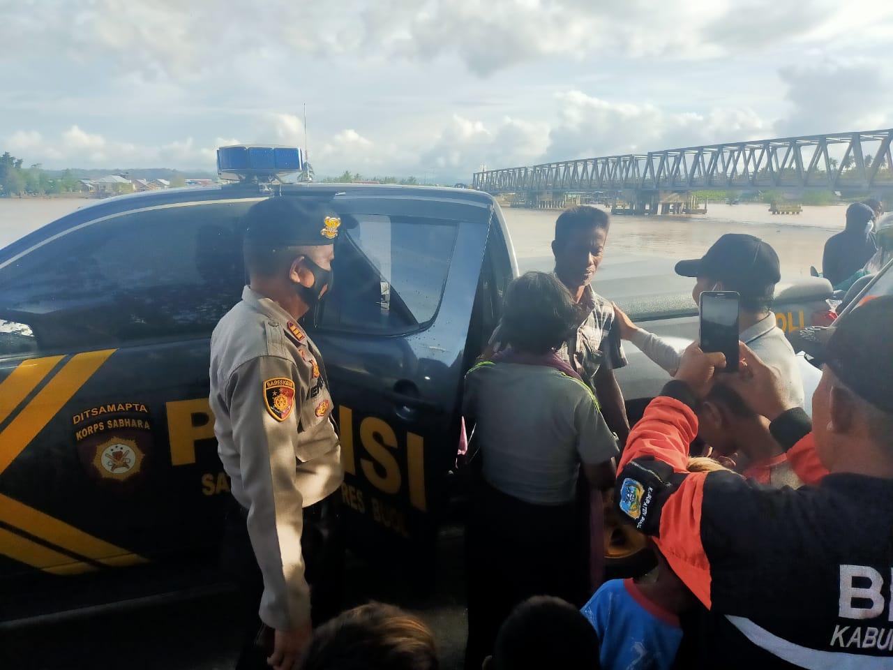44 Jam Terapung, Nelayan Hilang Asal Buol di Temukan Selamat