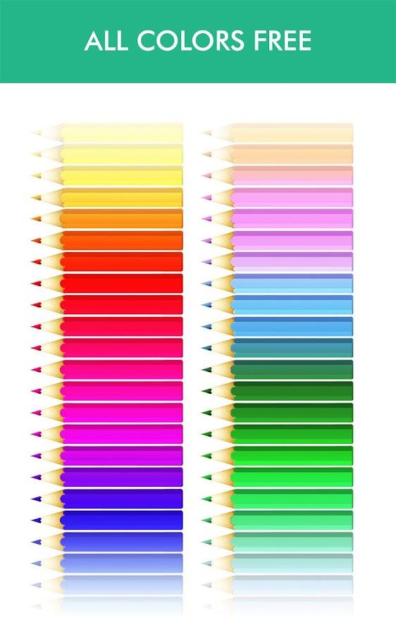 Adult Coloring Book Free Screenshot