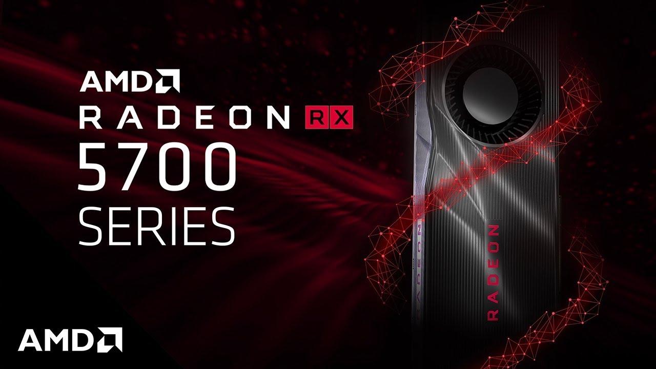 AMD เปิดตัวการ์ดจอใหม่ในซีรีย์ Radeon RX5700