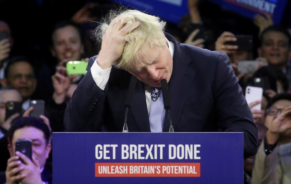 D-Day for Boris Johnson as Britain heads to the polls