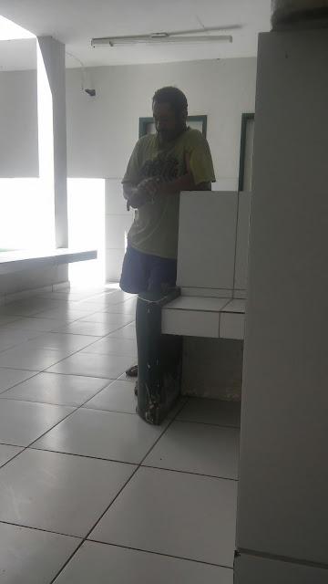 PRESO ELEMENTO ACUSADO DE ATEAR FOGO NA CASA E AMEAÇAR MATAR FAMÍLIA EM IPUEIRAS