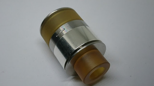 DSC 3072 thumb%255B2%255D - 【RDTA】JD TECH 「Manta RDTA」マンタRDTAレビュー!フィリピン製のハイエンドアトマイザー。決してさわやか万太郎ではない。【電子タバコ/爆煙/オーセン】