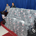 DNCD ocupa alrededor de 495 paquetes de cocaína en La Altagracia