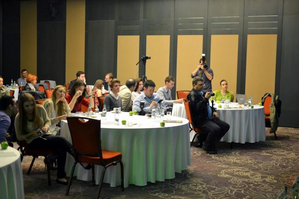 Tech Intelligence Conference, Hotel Howard Johnson 352