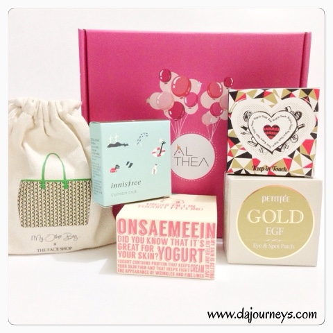 Althea Birthday Box
