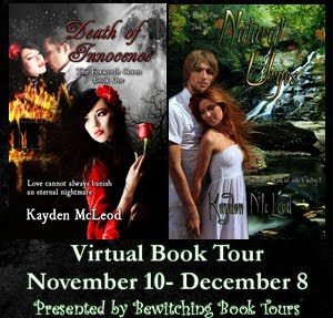 Kayden McLeod Blog Tour
