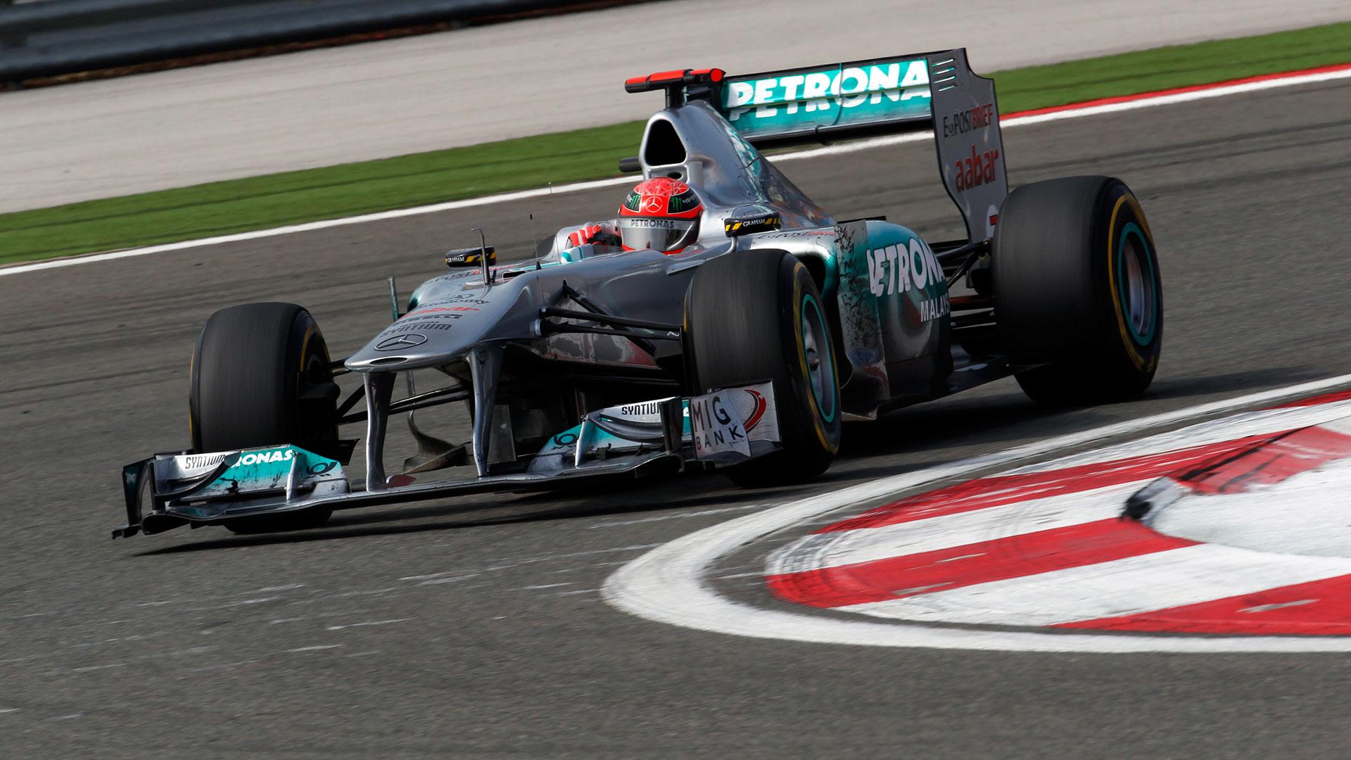 Schumacher Mercedes F1 Full Hd Wallpaper: HD Wallpapers 2011 Formula 1 Grand Prix Of Turkey