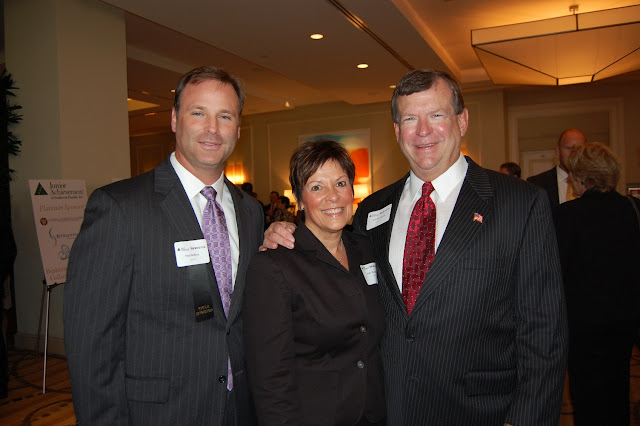 Iberia Bank, Title Sponsor of the Business Hall of Fame, Collier County 2011
