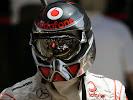 McLaren fire man