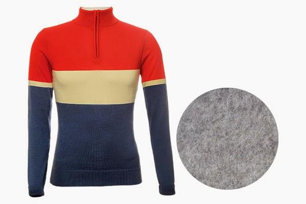 เสื้อขี่จักรยาน ผ้าขนสัตว์ (Merino wool)