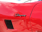 Corvette Stingray Side vents