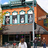 The iconic Oxford Bar & Cafe in Historic Downtown Missoula.  Photo by Amy Williams.
