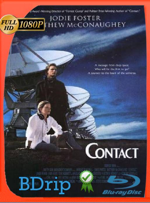 Contact (1997) BDRip [1080p] [Latino] [GoogleDrive] [RangerRojo]